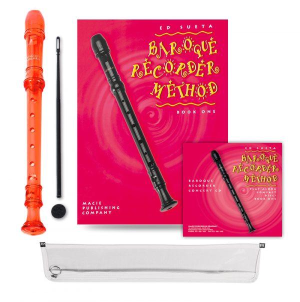 Baroque Kingsley Kolor® Package With CD orange