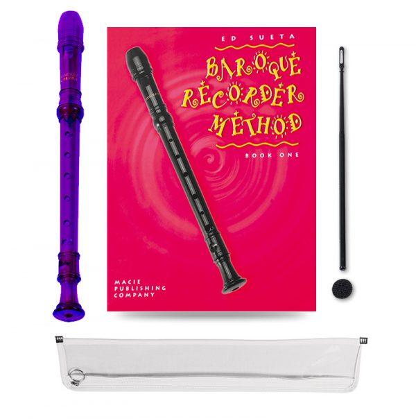 Baroque Kingsley Kolor® Package purple